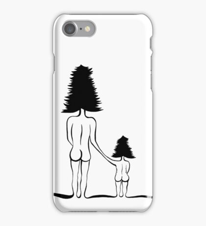 Tree Daddy iPhone Case/Skin