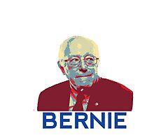 Bernie Sanders Obama Hope Poster Photographic Print