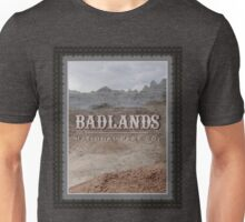 Badlands Stamp Unisex T-Shirt