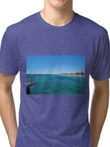 South Australian Ocean Tri-blend T-Shirt