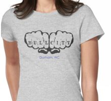 Durham, NC! Womens Fitted T-Shirt