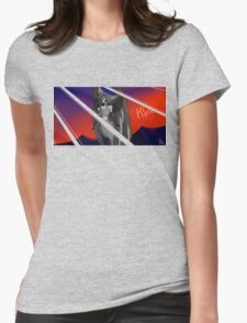 Klein---Original Character Womens Fitted T-Shirt