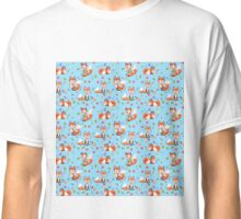 Funny Foxes Classic T-Shirt