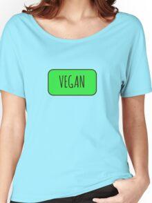 Vegan Women's Relaxed Fit T-Shirt