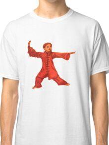 Martial Arts Lady Classic T-Shirt