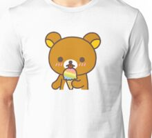 Rilakkuma + Ice Cream! Unisex T-Shirt