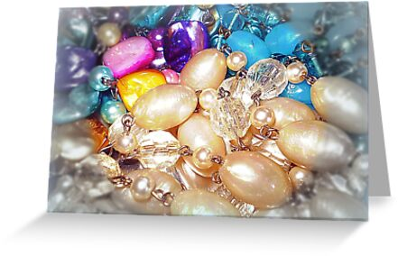 Colours Bright - Beads by EdsMum