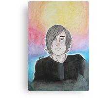 sunset kellin Canvas Print