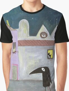 city of cats Graphic T-Shirt