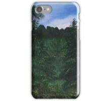 Two Trees. iPhone Case/Skin