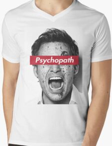 psychopath Mens V-Neck T-Shirt