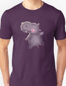Wee Hippo Unisex T-Shirt