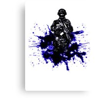 Swat Canvas Print