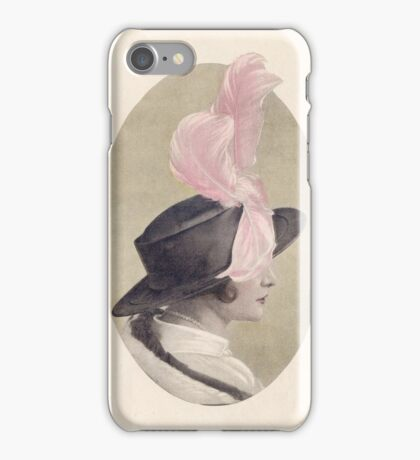 Vintage Portrait iPhone Case/Skin