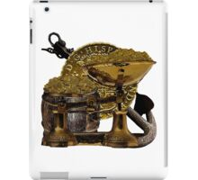 The Weight Of Gold iPad Case/Skin