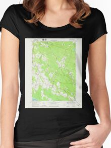 New York NY Mallory 130425 1957 24000 Women's Fitted Scoop T-Shirt