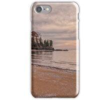 Sunset at Sandbanks iPhone Case/Skin