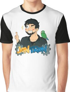 JonTron and his Trusty Sidekick! Graphic T-Shirt