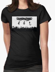 BABYMETAL Death Womens Fitted T-Shirt