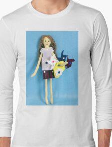 Moria and The Pinwheels Long Sleeve T-Shirt