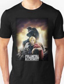 Fullmetal Alchemist - Brotherhood Anime T-Shirt
