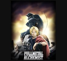 Fullmetal Alchemist - Brotherhood Anime Unisex T-Shirt
