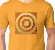 Wood Work Circles Unisex T-Shirt