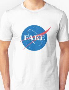 FAKE Unisex T-Shirt