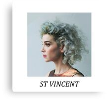 Saint Vincent Canvas Print