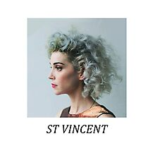 Saint Vincent Photographic Print