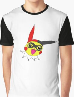 Pika Quinn Graphic T-Shirt