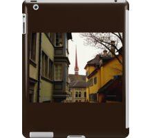 Colour in Zurich Rennweg iPad Case/Skin