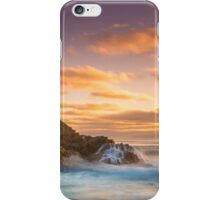 Trial Harbour Sunset iPhone Case/Skin