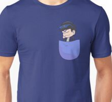 Pocket Karamatsu Unisex T-Shirt