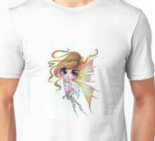 Sherri Baldy My-Besties TM Whisp Fairy Unisex T-Shirt
