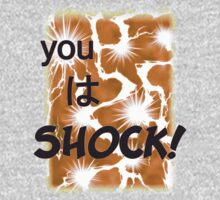 Quotes and quips - you wa SHOCK! One Piece - Long Sleeve