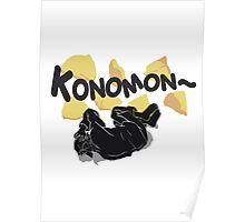Quotes and quips - konomon Poster