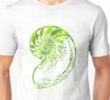 Shell #redbubble #decor #buyart Unisex T-Shirt
