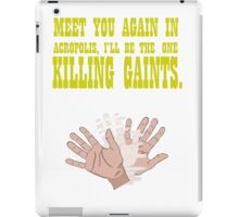 Kill Giants iPad Case/Skin