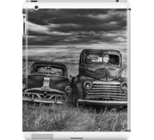 Marriage - BW iPad Case/Skin