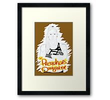 """HOLLY """"The Preacher's Daughter"""" HOLM Framed Print"""