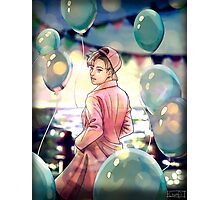 Pastel Dae Photographic Print