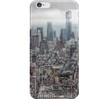 Manhattan New York City skyline iPhone Case/Skin
