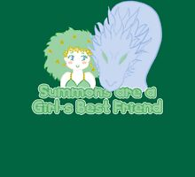 Summons are a Girl's Best Friend T-Shirt