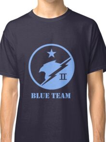 Blue Team Spartans Classic T-Shirt