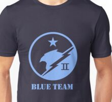 Blue Team Spartans Unisex T-Shirt