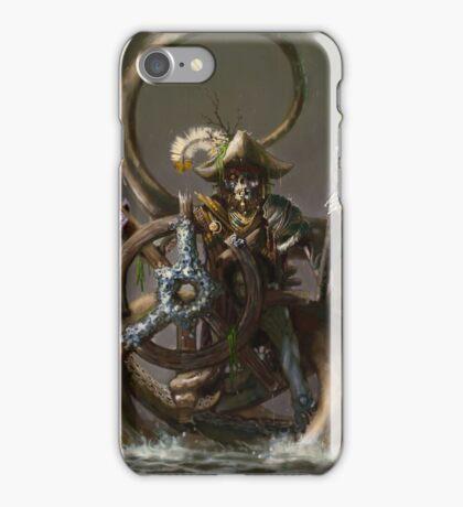 Dead Man Dockerty iPhone Case/Skin