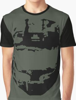 Spartan Dome Piece Graphic T-Shirt