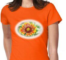 Gloriosa Daisy ~ Rudbeckia Hirta ~ Blanket Flower Womens Fitted T-Shirt