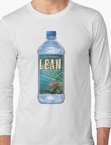 Lean Water  Long Sleeve T-Shirt